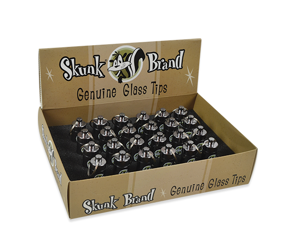 Skunk Brand Glass Tips Case