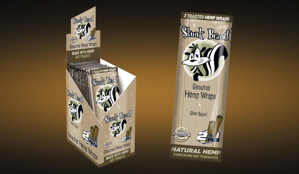 Skunk Hemp Wraps