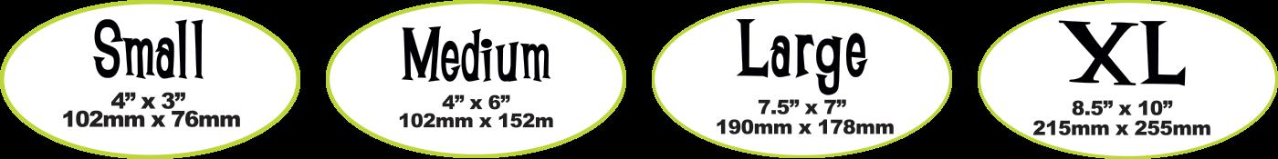 Skunk Originals Sizes